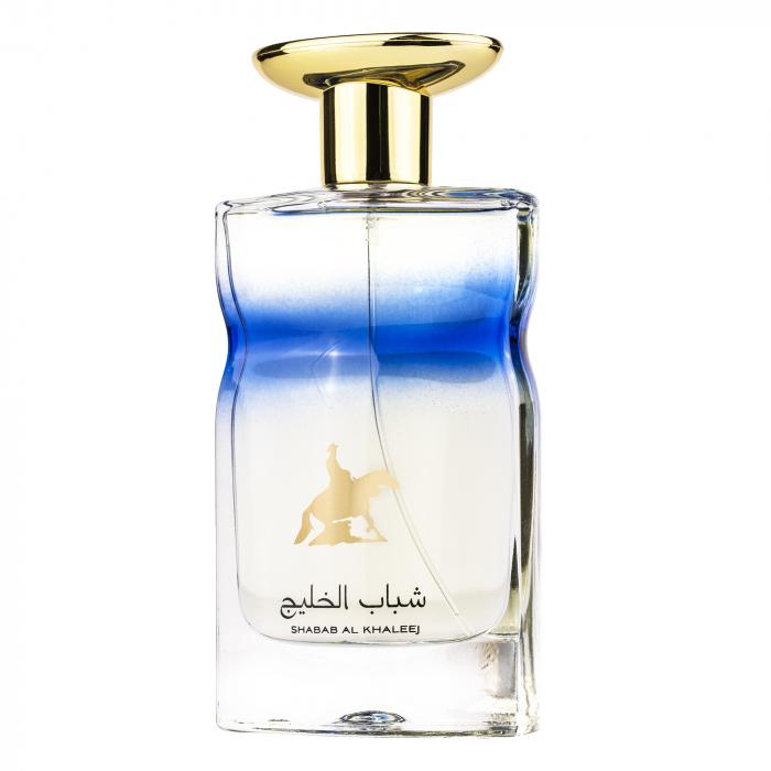 Parfum arabesc Shabab Al Khaleej, apa de parfum 100 ml, barbati [3]
