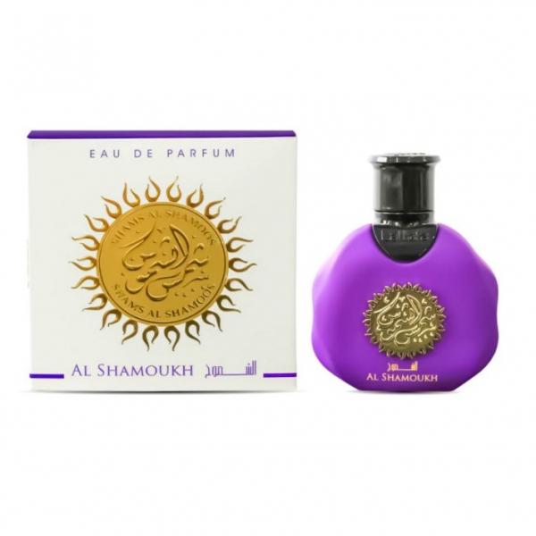 Parfum arabesc Lattafa Shams Al Shamoos Al Shamoukh, apa de parfum 35 ml, femei 1