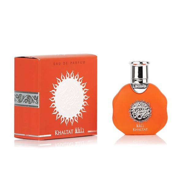 Parfum arabesc Lattafa Shams Al Shamoos Khaltat, apa de parfum 35 ml, femei 1