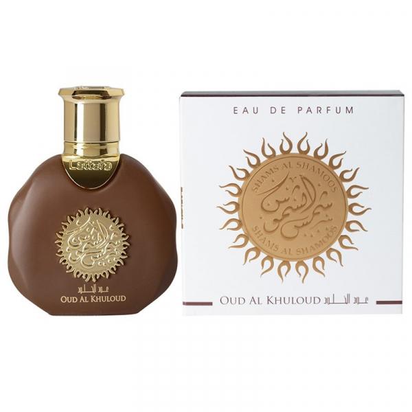 Parfum arabesc Lattafa Shams Al Shamoos Oud Al Khuloud, apa de parfum 35 ml, unisex 1