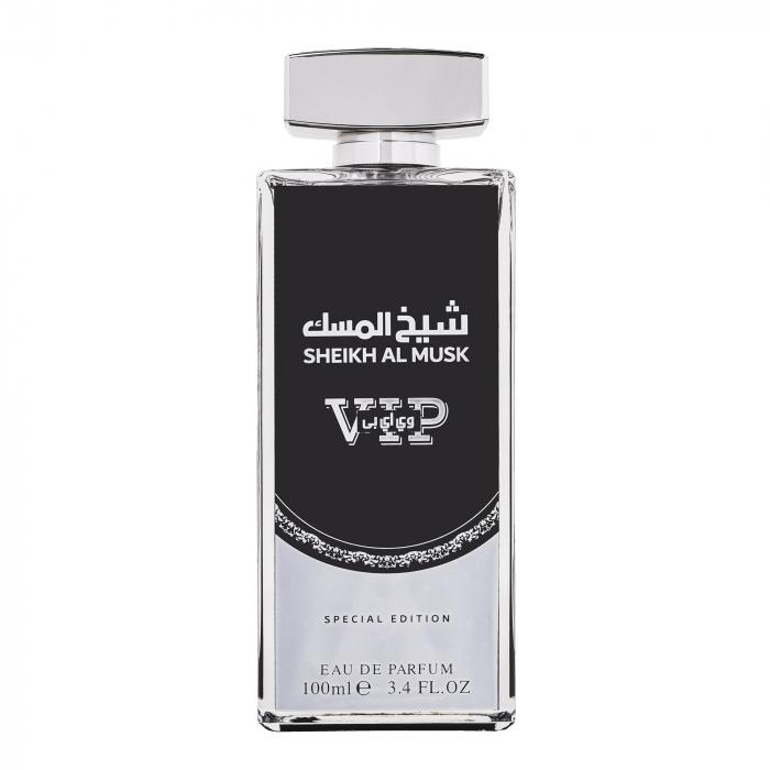Parfum arabesc Sheikh Al Musk, apa de parfum 100 ml, unisex [0]
