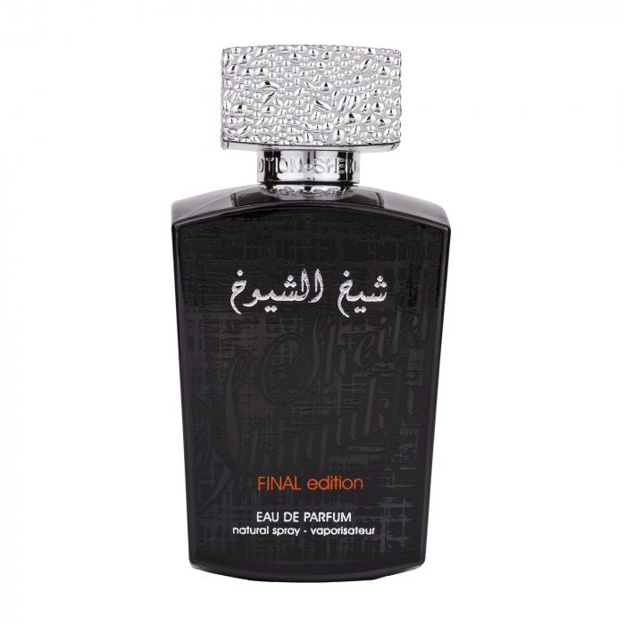 Parfum arabesc Sheikh Shuiukh Final Edition, apa de parfum 100 ml, barbati [0]
