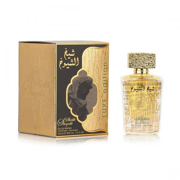 Parfum arabesc Sheikh Shuyukh Luxe Edition, apa de parfum 100 ml, unisex [1]
