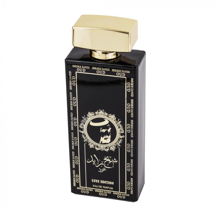 Parfum arabesc Sheikh Zayed, apa de parfum 100 ml, bărbați [1]