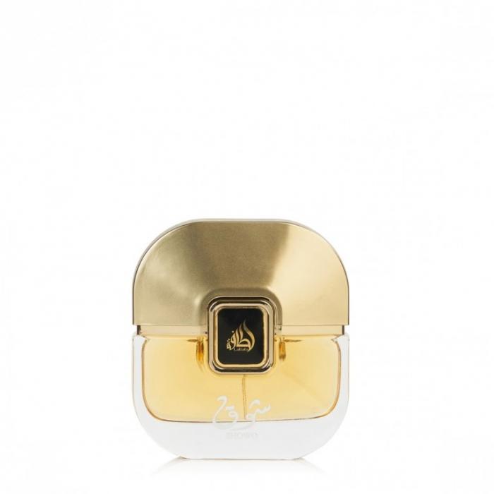 Parfum arabesc Showq Gold, apa de parfum 100 ml, barbati 0