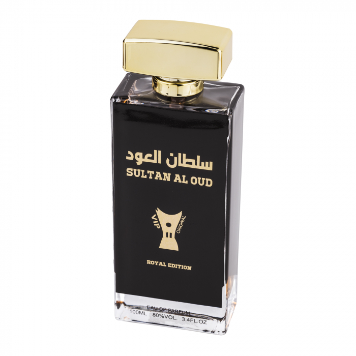 Parfum arabesc Sultan Al Oud Vip, apa de parfum 100 ml, bărbați [1]