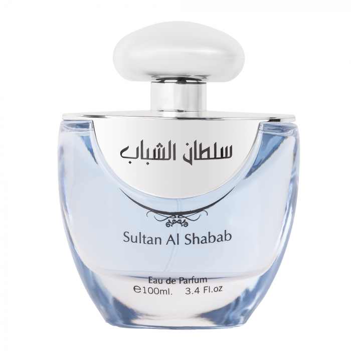 Parfum arabesc Sultan Al Shabab, apa de parfum 100 ml, unisex [0]