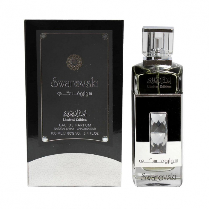 Parfum arabesc Swarovski Black, apa de parfum 100 ml, unisex 1