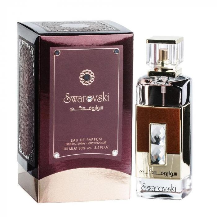 Parfum arabesc Swarovski Brown, apa de parfum 100 ml, unisex [1]