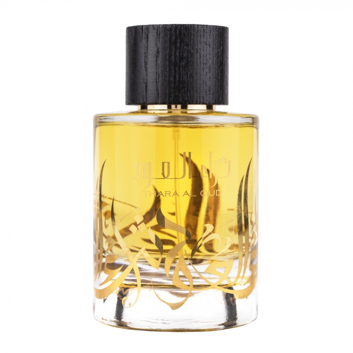 Parfum arabesc Thara Al Oud, apa de parfum 100 ml, barbati [0]