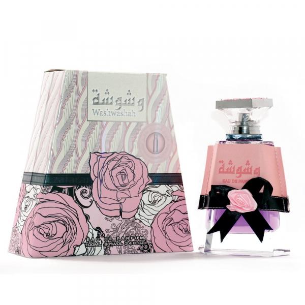 Parfum arabesc Washwashah, apa de parfum 100 ml, femei 1