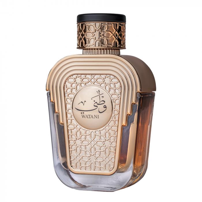 Parfum arabesc Watani Purple, apa de parfum 100 ml, femei [1]