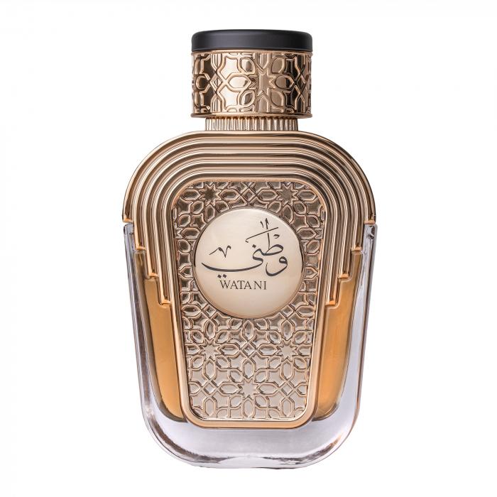 Parfum arabesc Watani Purple, apa de parfum 100 ml, femei [0]