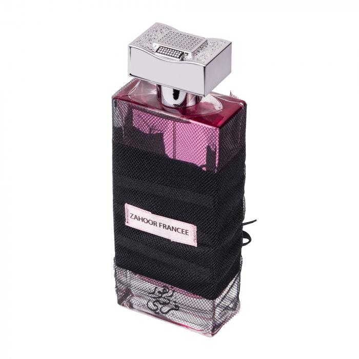 Parfum arabesc Zahoor Francee, apa de parfum 100 ml, femei [4]