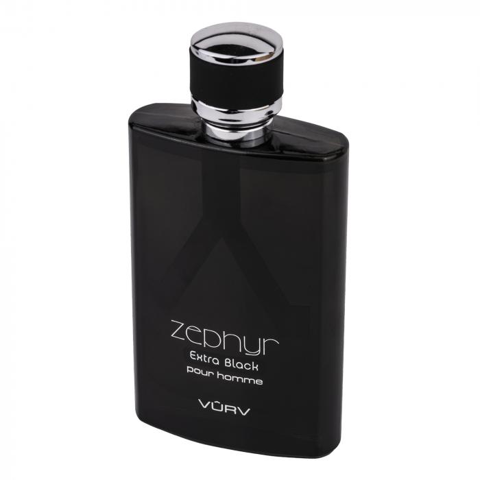 Parfum arabesc Zephyr Extra Black, apa de parfum 100 ml, barbati [2]