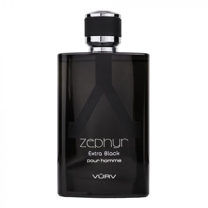 Parfum arabesc Zephyr Extra Black, apa de parfum 100 ml, barbati [0]