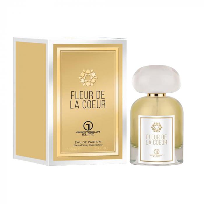Parfum arabesc Fleur de la Coeur, apa de parfum 100 ml, femei [2]
