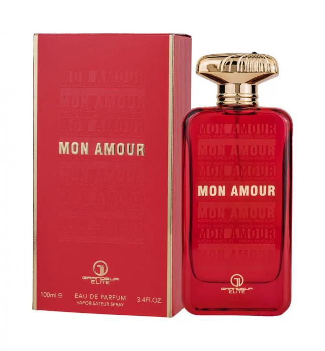 Parfum arabesc Mon Amour, apa de parfum 100 ml, femei [2]