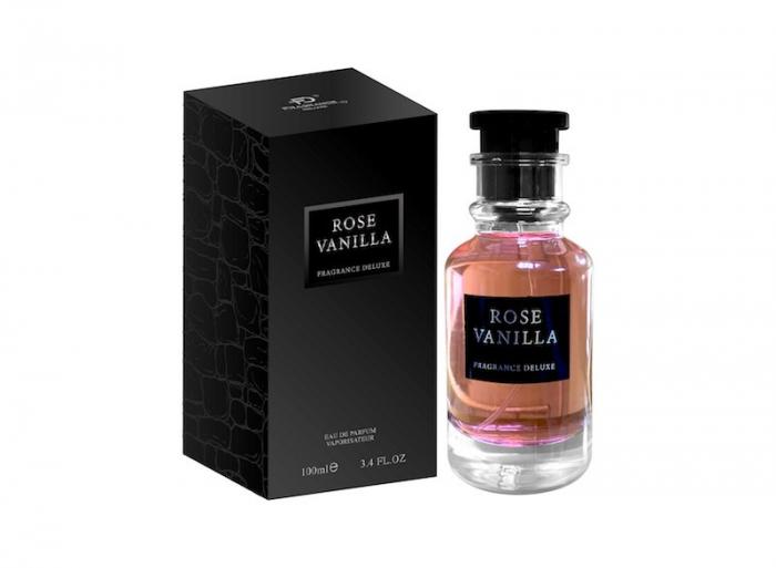 Parfum arabesc Rose Vanilla, apa de parfum 100 ml, femei [0]