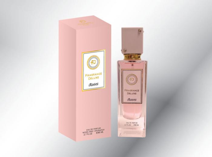 Parfum arabesc Roses - Fragrance Deluxe, apa de parfum 80 ml, femei [0]