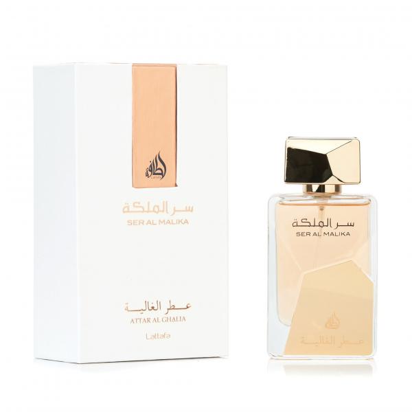 Lattafa Ser al Malika, apa de pafum 100 ml, femei 1