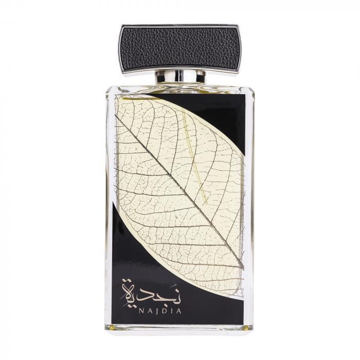 Set Najdia, apa de parfum 100ml si deodorant spray 50ml, barbati [1]