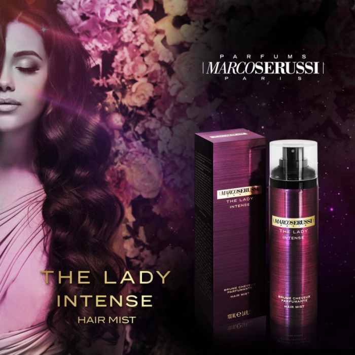 Spray pentru păr Marco Serussi The Lady Intense Hair Mist 100ml [1]