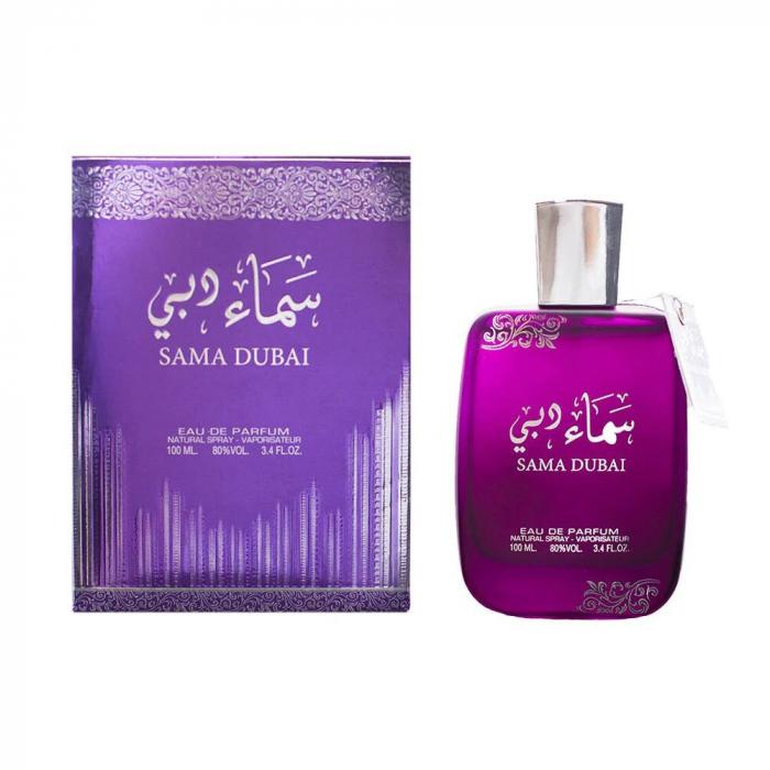 Parfum Suroori Sama Dubai, apa de parfum 100ml, unisex [1]