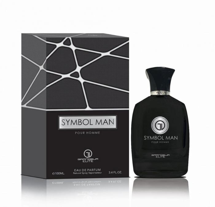 Parfum arabesc Symbol Man, apa de parfum 100 ml, barbati 0