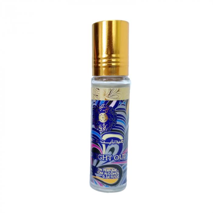 Ulei parfumat (roll-on) Midnight Oud, 10 ml, unisex [1]