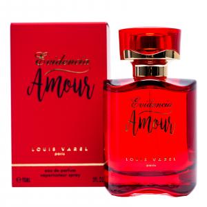 Louis Varel Evidencia Amour, apa de parfum 90 ml, femei [2]