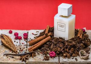 Louis Varel Extreme Amber, apa de parfum 100 ml, unisex3