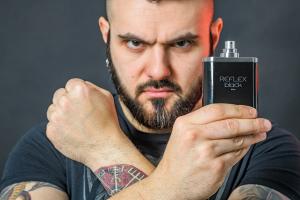 Louis Varel Reflex Black, apa de toaleta 100 ml, barbati4