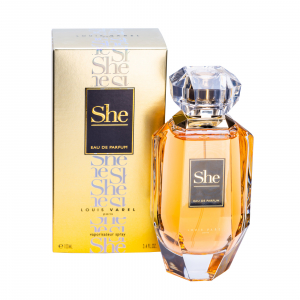 Louis Varel She, apa de parfum 100 ml, femei8