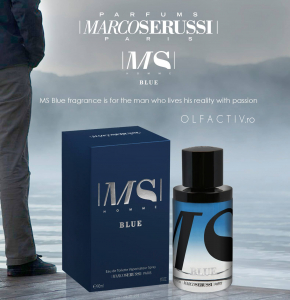 Marco Serussi Blue, apa de toaleta 90 ml, barbati2
