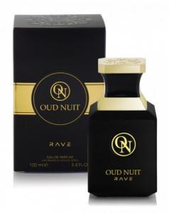 Rave Oud Nuit, apă de parfum 100 ml, unisex1