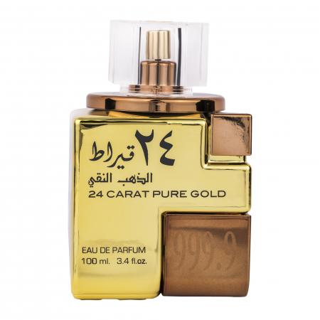 Parfum arabesc 24 Carat Pure Gold, apa de parfum 100 ml, unisex [0]