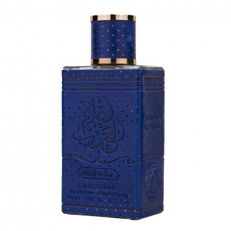 Parfum arabesc Ahlam Al Arab Night, apa de parfum 100 ml, unisex [1]