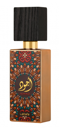 Parfum arabesc Ajwad, apa de parfum 60ml, femei [0]