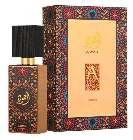 Parfum arabesc Ajwad, apa de parfum 60ml, femei [1]