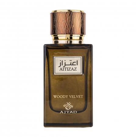 Parfum arabesc Ajyad Aitizaz Woody Velvet, apa de parfum 100 ml, unisex [0]