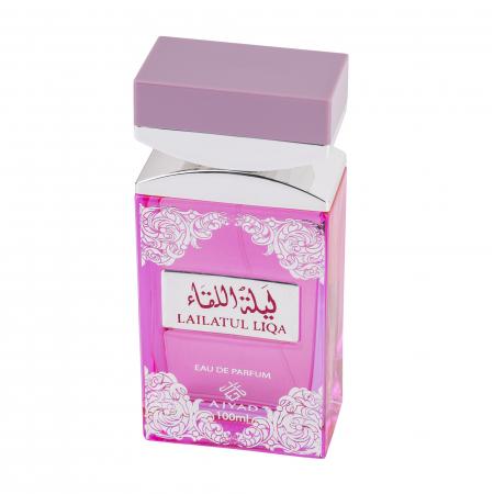 Parfum arabesc Ajyad Lailatul Liqa, apa de parfum 100 ml, femei [1]