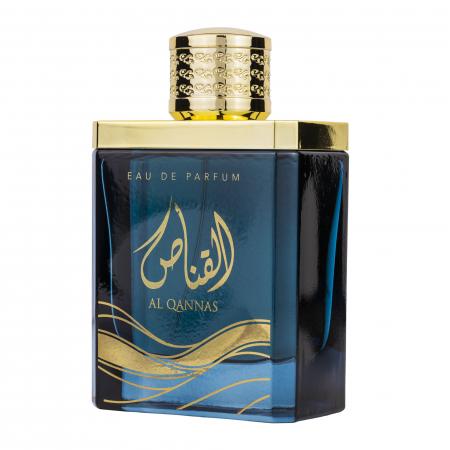 Parfum arabesc Al Qannas, apa de parfum 100 ml, barbati [1]