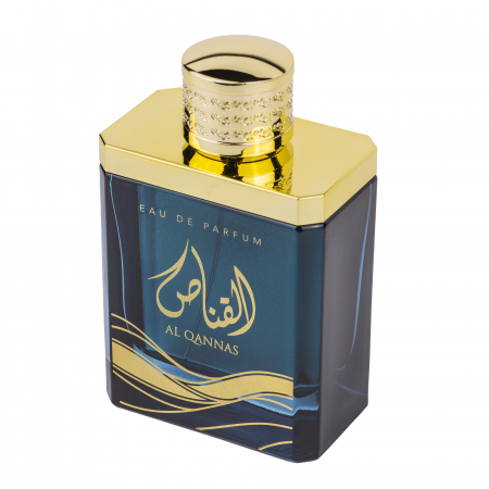 Parfum arabesc Al Qannas, apa de parfum 100 ml, barbati [2]