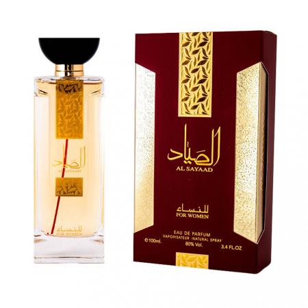 Parfum arabesc Al Sayaad, apa de parfum 100 ml, femei [1]