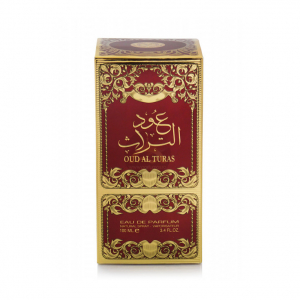 Parfum arabesc Ard Al Zaafaran Oud Al Turas, apa de parfum 100 ml, unisex2