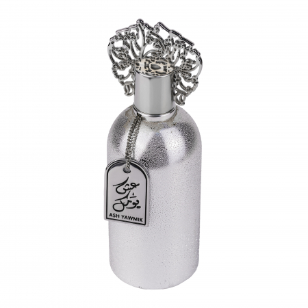 Parfum arabesc Ash Yawmik Silver, apa de parfum 100 ml, barbati [1]