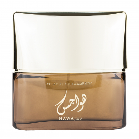 Parfum arabesc Attar Al Oud Hawajes, apa de parfum 100 ml, barbati [0]