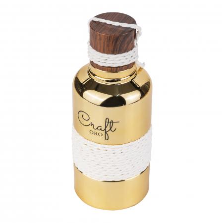 Parfum arabesc Craft Oro, apa de parfum 100 ml, barbati [1]
