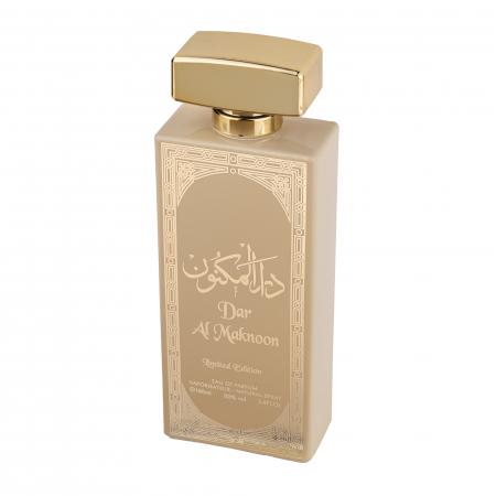 Parfum arabesc Dar Al Maknoon Limited Edition, apa de parfum 100 ml, unisex [1]
